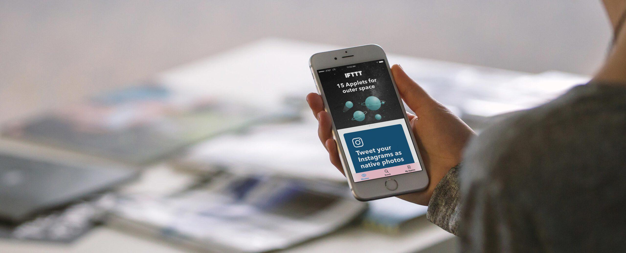 Boost je digitale werking met IFTTT