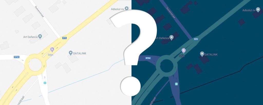 Google Maps Premium vs Gratis